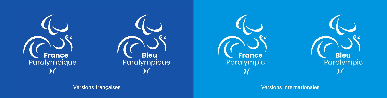 Comite Paralympique nouveau logotype
