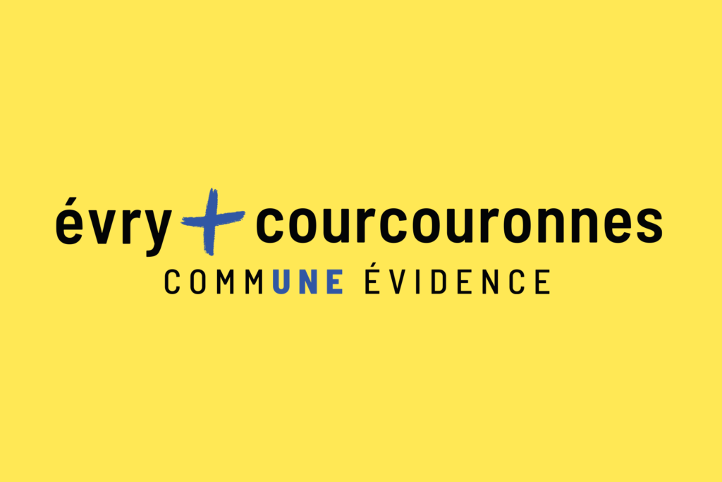 Evry courcouronnes commune evidence