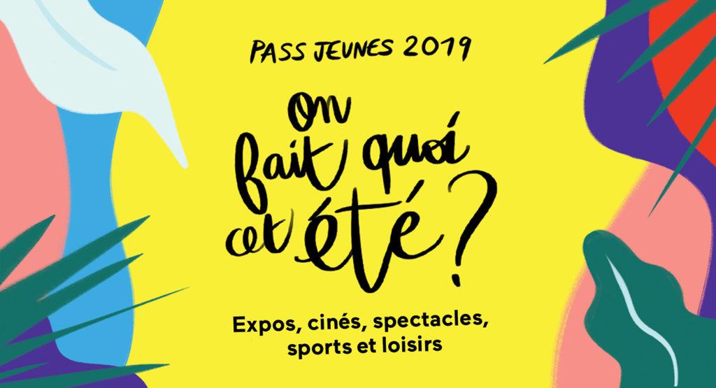 Mairie de Paris Pass Jeunes 4aout 2019