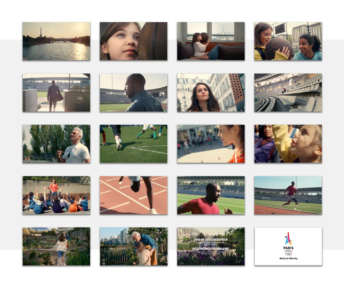 Paris 2024 agence 4aout film