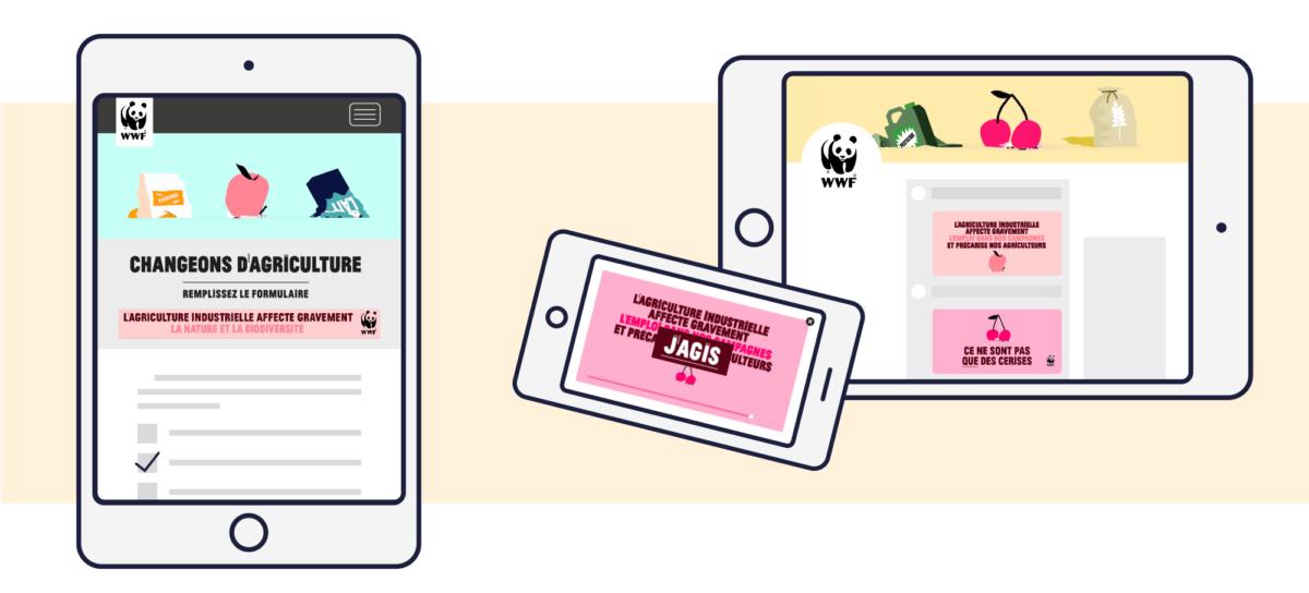WWF campagne reforme politique agricole commune